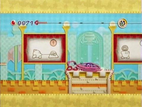 [Wii] 毛線卡比 Kirby's Epic Yarn
