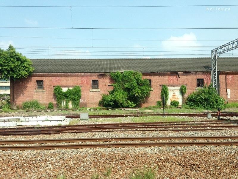 [雲林] 鐵路一景