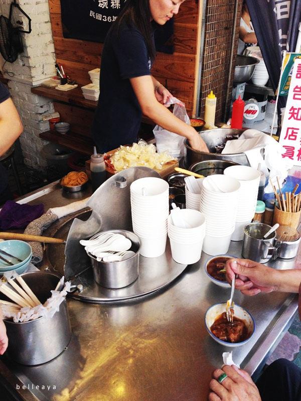 [台南] 富盛號碗粿