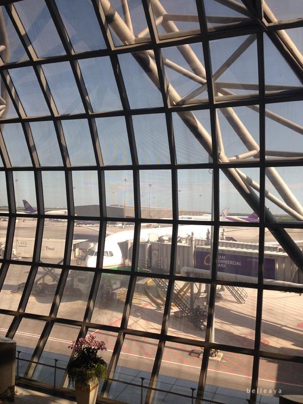[泰國] 曼谷機場