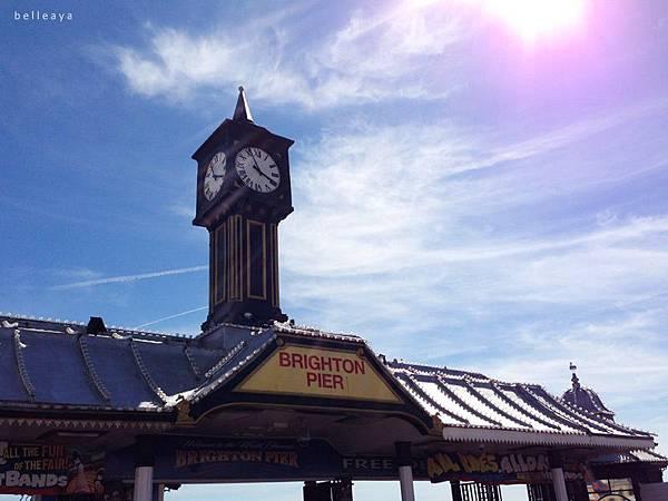 [英國] Brighton Pier