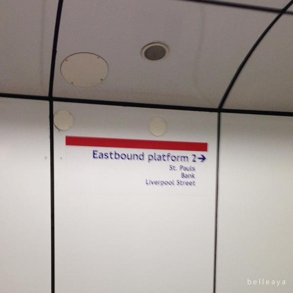[英國] 倫敦地鐵