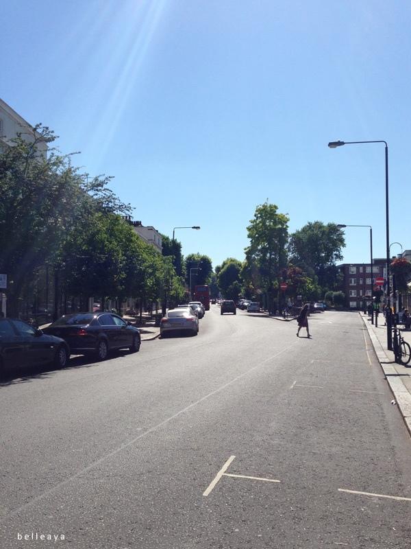 [英國] 倫敦 Notting Hill