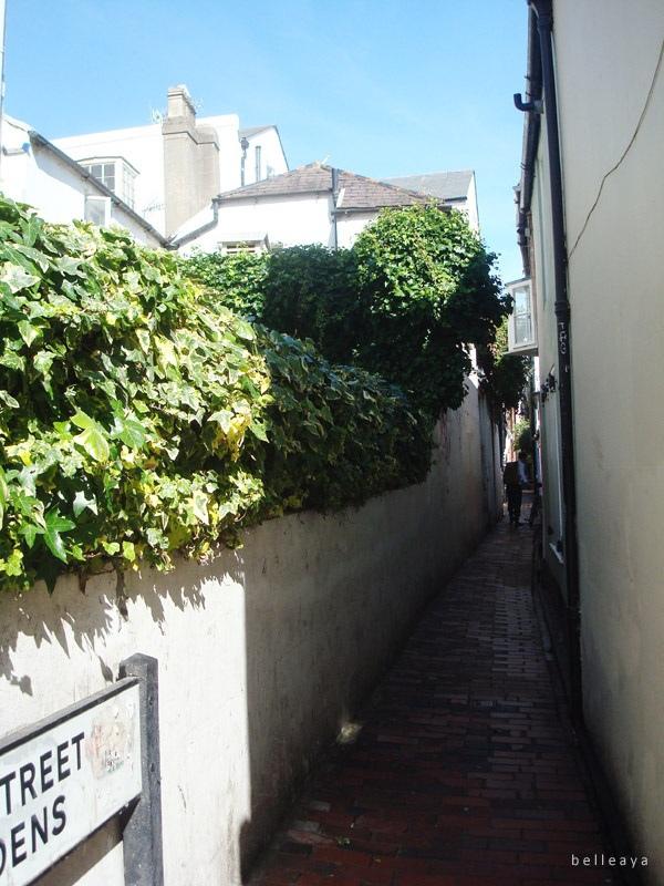 [英國] 布萊頓小巷