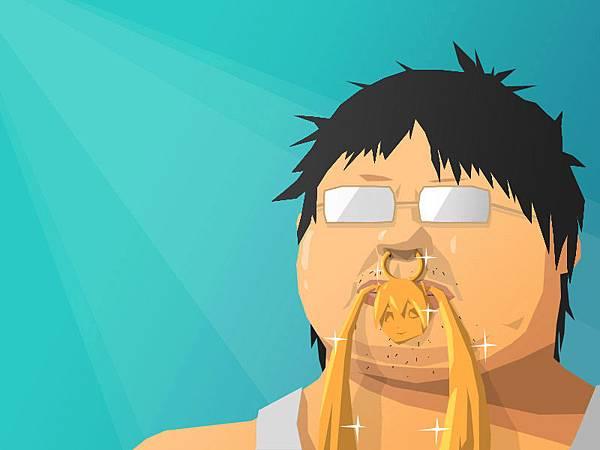 肥宅的鼻環