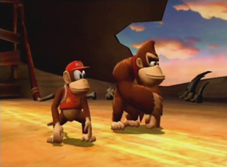 Donkey Kong Country Returns 6-B