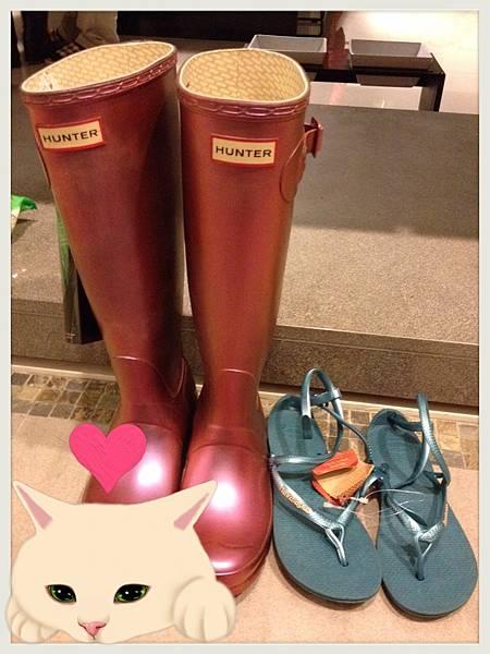 超便宜雨鞋