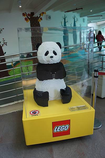 LEGO熊