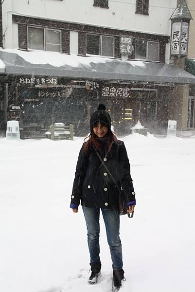 暴風雪來襲