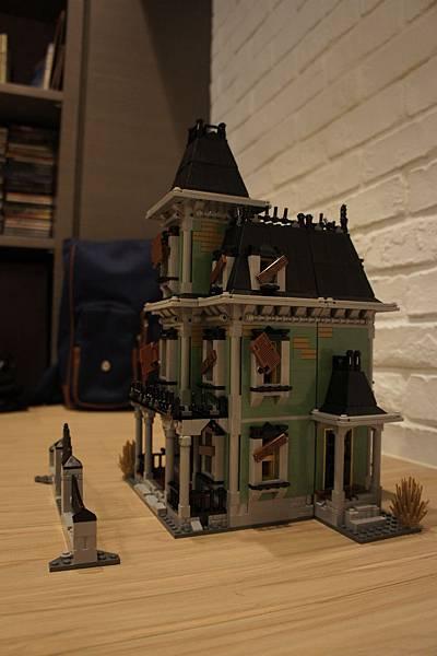 LEGO-鬼屋