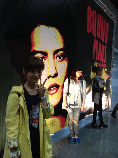 Bruno Mars演唱會