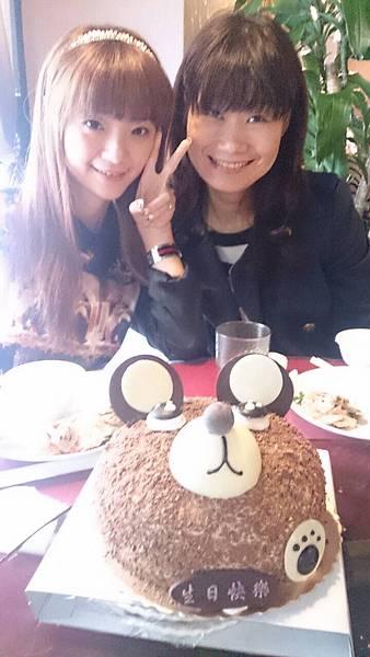 Micky買的蛋糕