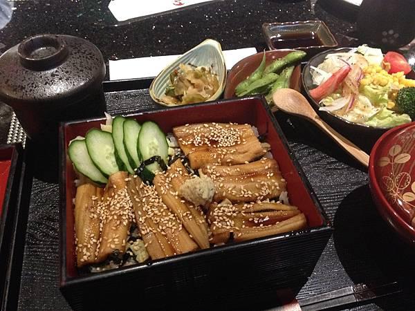 崧成日本料理 -  星鰻便當