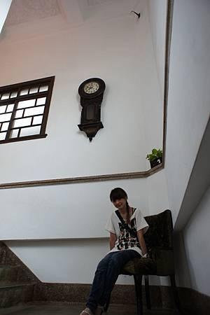林百貨樓梯