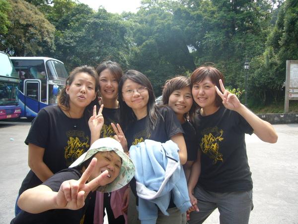 我的小組同學們...嗯~好愛喔