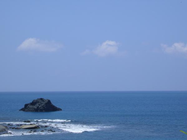 台東的海很溫柔