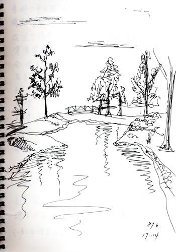 台東森林公園-琵琶湖