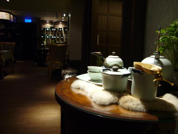 茶館內一景