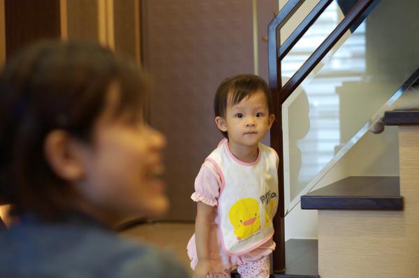 熱愛樓梯的王小方