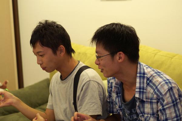 Coach-小丹和SEB