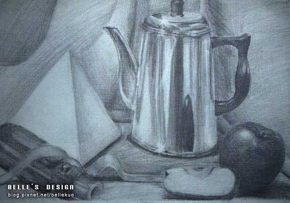 復興美工高一-靜物素描