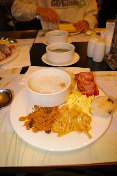 早餐(好吃)