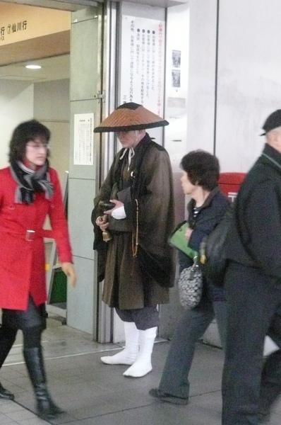 日本的僧人