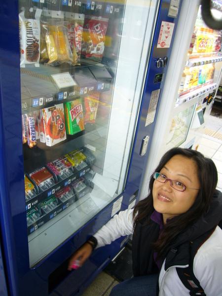 安拉買了好吃梅子糖
