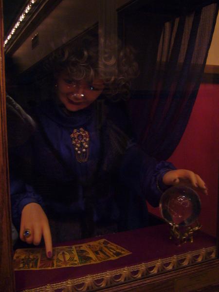 女巫算牌機