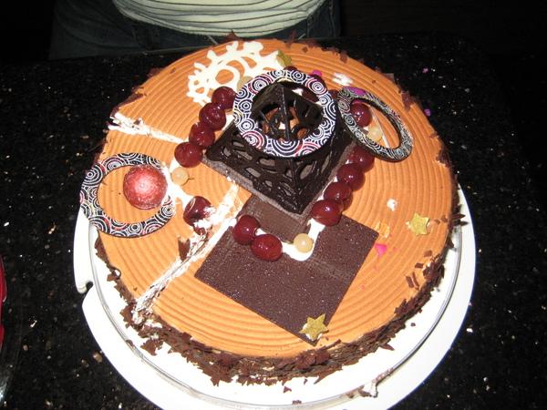 寶寶也買了蛋糕