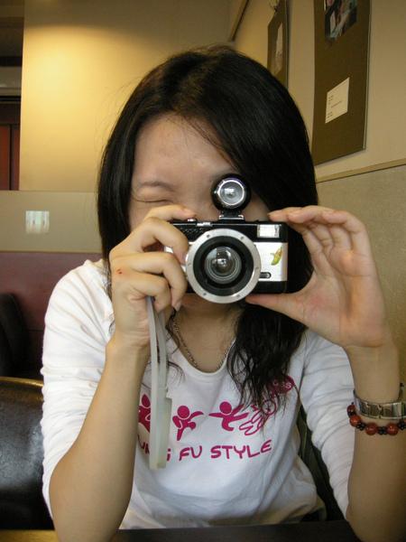 華雯的魚眼相機