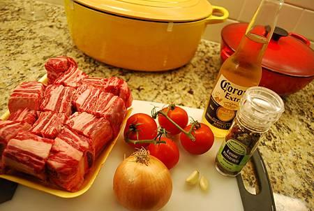 啤酒燉牛肉 Beer Beef Stew