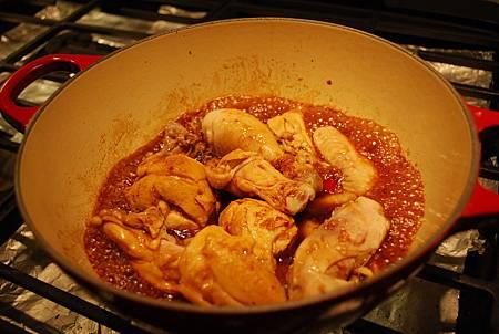 三杯雞 3 Cup Chicken