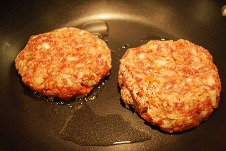 日式漢堡排