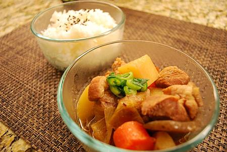 馬鈴薯燉肉 Potato & Pork Japanese Stew