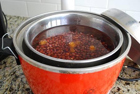第一次煮紅豆湯就上手