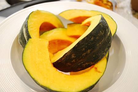 南瓜田園天使麵 Pumpkin Capellini