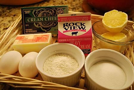 檸檬乳酪蛋糕 Lemon Cheese Cake