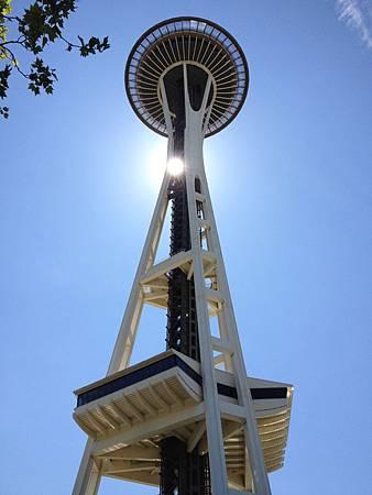西雅圖暴肥之旅 Get Fat in Seattle - Seattle Center