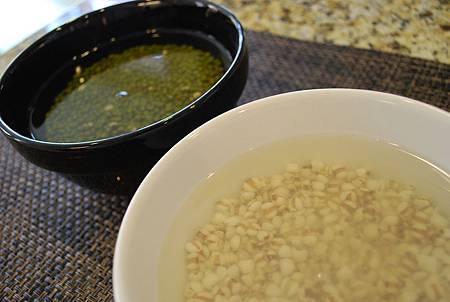 第一次煮綠豆薏仁湯就上手