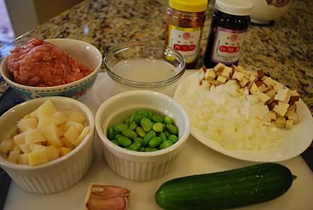 進階版炸醬麵 Fried Sauce Noodle