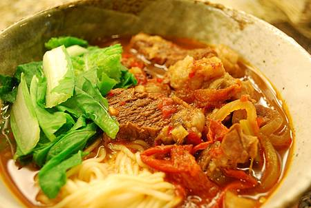 蕃茄燉牛肉 Tomato & Beef Stew
