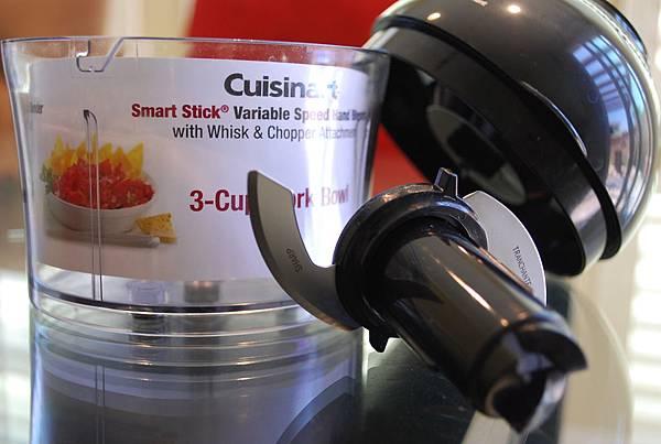 Cuisinart Smart Stick Hand Blender 智慧型手持攪拌器