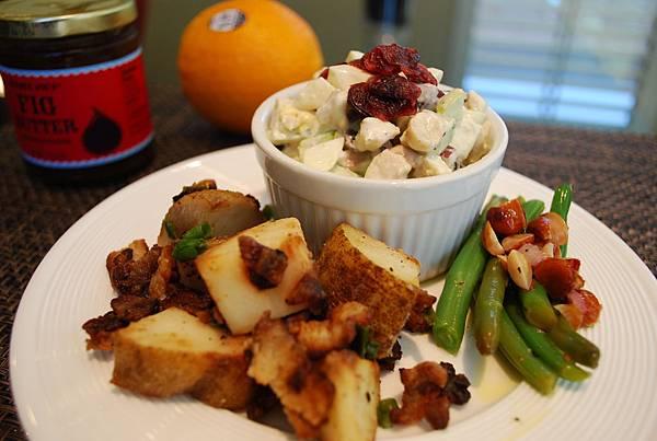 週日早午餐沙拉 Sunday Brunch Salads