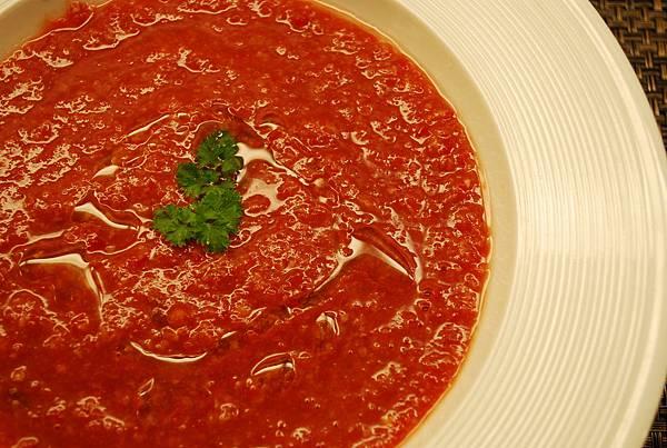 西班牙蕃茄冷湯 Gazpacho