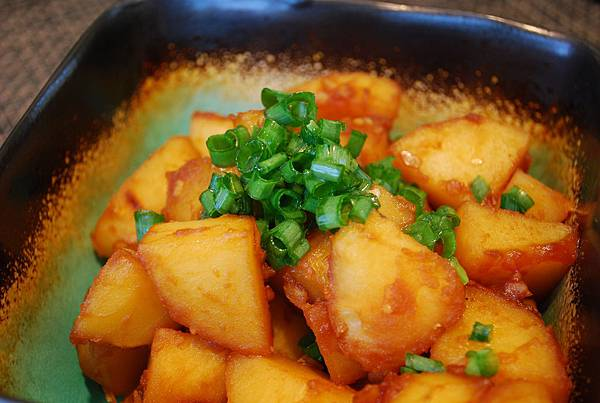 韓式馬鈴薯 Korean Style Potato