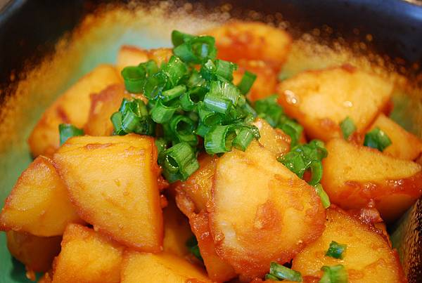 韓式馬鈴薯 Korean Style Potato