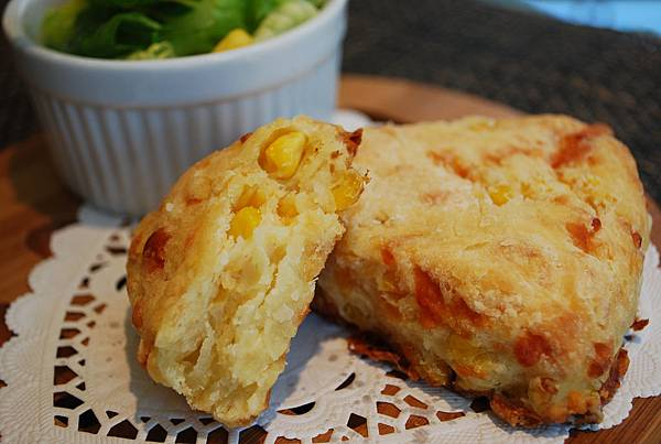 起司玉米比士吉 Cheese & Corn Biscuit