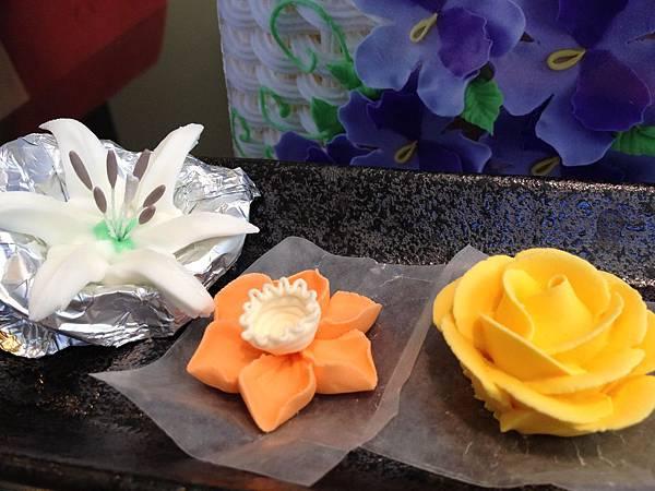 Wilton Flowers and Cake Design Course II.III 蛋糕裝飾課