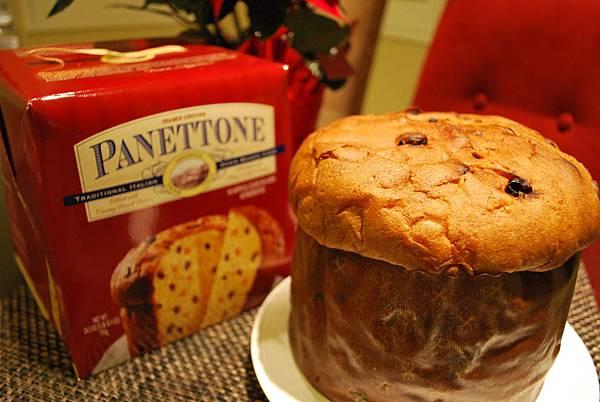 購。TJ's Panettone 義大利耶誕水果麵包